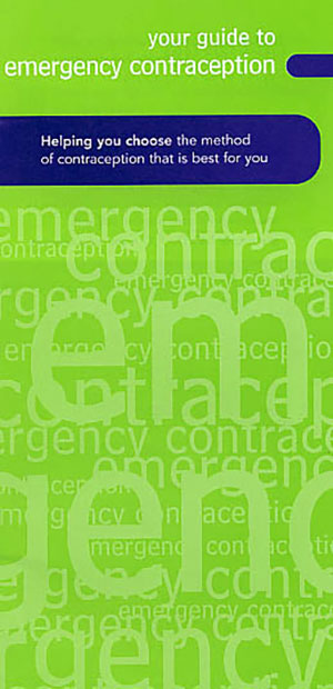 Your Guide to Emergency Contraception cover
