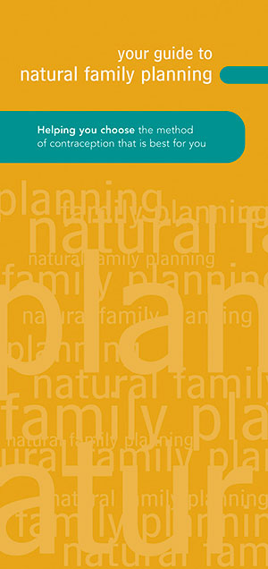 Your Guide to Natural Family Planning cover